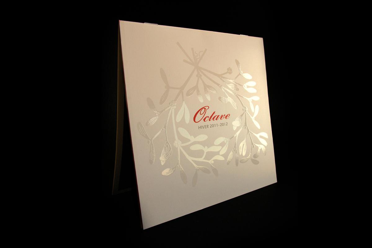 Catalogue Octave hiver 2011/2012