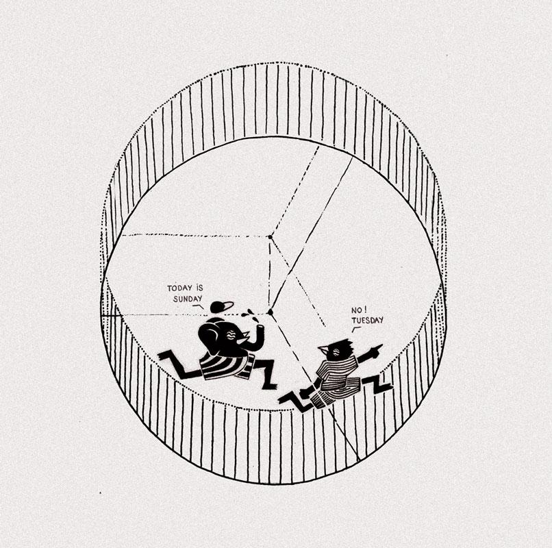 Illustration pour le groupe United Fools