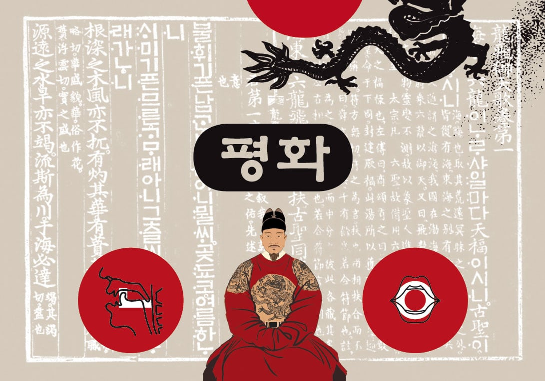 Le Roi coréen Sejong (1397-1450)