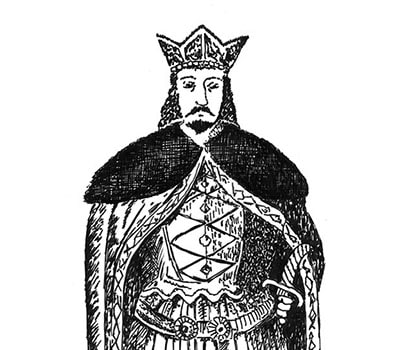 yves-saint-lary-unesco-ecrire-la-paix-illustration-georgien-pharnavaz